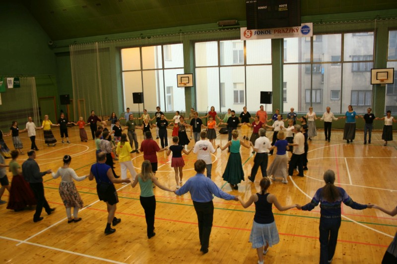 Country Dance Festival in Prague