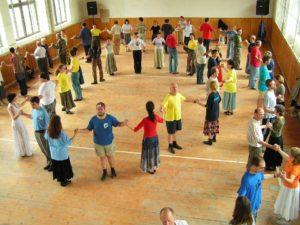 Taneční lekce
