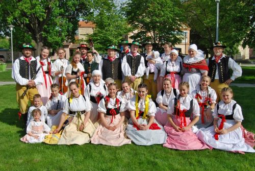 Czech Folk Dancers